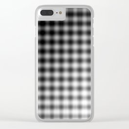 The Dash Between Our Absences Clear iPhone Case