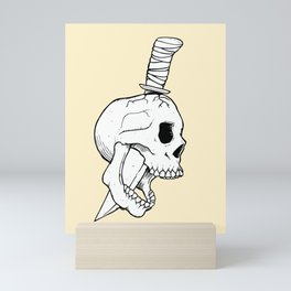 A Bitter End Mini Art Print