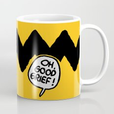 CHARLIE CHEVRON Coffee Mug