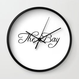The Bay Wall Clock