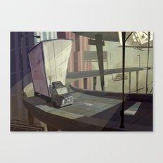 FREE -WAY Canvas Print