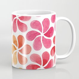 Ombre Flower Power Coffee Mug