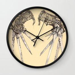 Scissorhands(Antique) Wall Clock