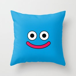 Dragon Quest's Slime Throw Pillow