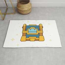 Crown Chest / Clash of Clans Rug