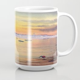 Impressions Of Provincetown Cape Cod USA Coffee Mug
