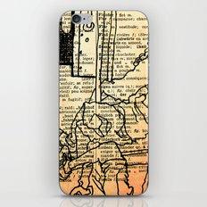 Bus series - 1 iPhone & iPod Skin