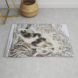 Rabbits - Digital Remastered Edition Rug