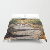 sheep Duvet Covers featuring Sheep by Mr and Mrs Quirynen