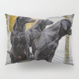 Black Labrador Kind Pillow Sham