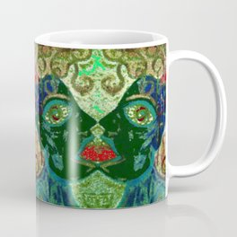KALI QUAD Coffee Mug