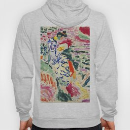Abstract Colour by Henri Matisse Hoody