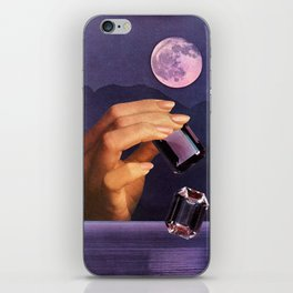 Moon Stones iPhone Skin