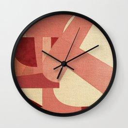 Mortar and Pestle Wall Clock