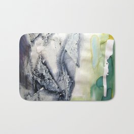 Landscape with Argonauts - Abstract 0031 Bath Mat