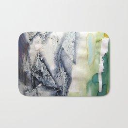Landscape with Argonauts - Abstract 0031 Bath Mat