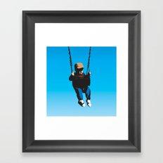 Suspended Framed Art Print