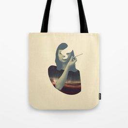 Smoking Series (v2) Tote Bag