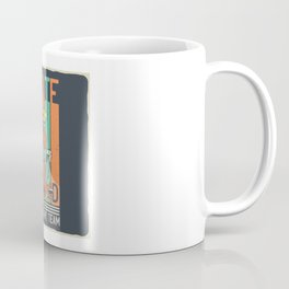 SkateBoard Legendary Team Coffee Mug
