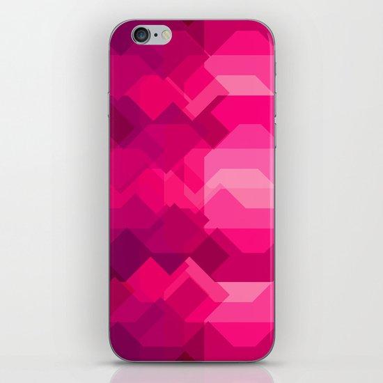 Gemstone - Ruby iPhone & iPod Skin