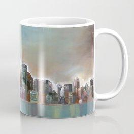 Chicago At Noon Coffee Mug