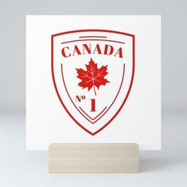 Canada No 1 Mini Art Print