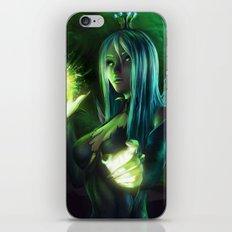 Queen Chrysalis iPhone & iPod Skin