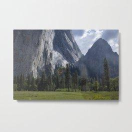 Yosemite Photography, Yosemite National Park, Hiking, Great Outdoors, Exploring, Camping, Forest Art Metal Print