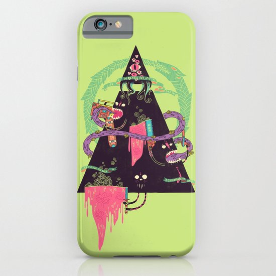 Ourobouros iPhone & iPod Case