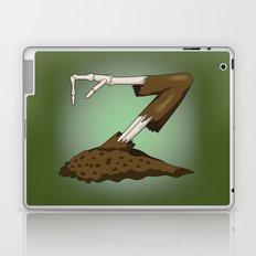 Alphabet Z Laptop & iPad Skin