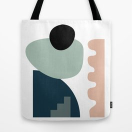 Shape study #18 - Stackable Collection Tote Bag