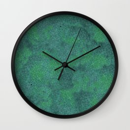 Celadon Wall Clock