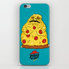 Pizza The Hutt iPhone & iPod Skin