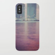 Hotels on the water Slim Case iPhone X