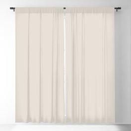 PPG Glidden Ash (Ultra Pastel Beige) PPG1076-2 Solid Color Blackout Curtain