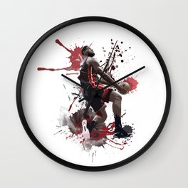 LeBron 6 Wall Clock
