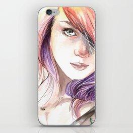 Lass iPhone Skin