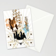 vintage.Ally Stationery Cards