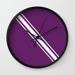 Rad Street Wall Clock