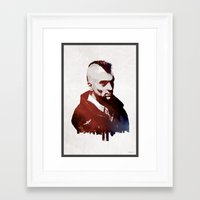 taxi driver Framed Art Prints featuring Taxi Driver by Mahdi Chowdhury