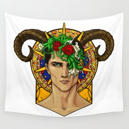 Satyr Wall Tapestry