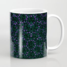 Enchanted Forest Mandala Coffee Mug