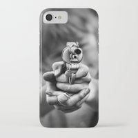 band iPhone & iPod Cases featuring Bang! by Mark Nelson