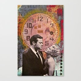 It is Time Canvas Print
