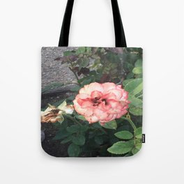 Pink Flower #2 Tote Bag