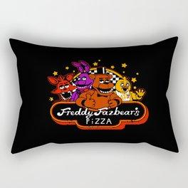 Freddy Fazbears Pizza Rectangular Pillow