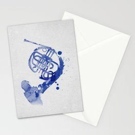 Symphony Series: The Horn Stationery Cards