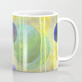 yellow sphere Coffee Mug