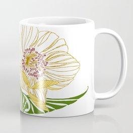 Art Nouveau Poppy Duet by Seasons K Designs Coffee Mug