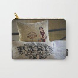 Soft Paris Carry-All Pouch